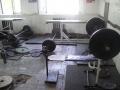Kiew - Trainingslager der Ruderer