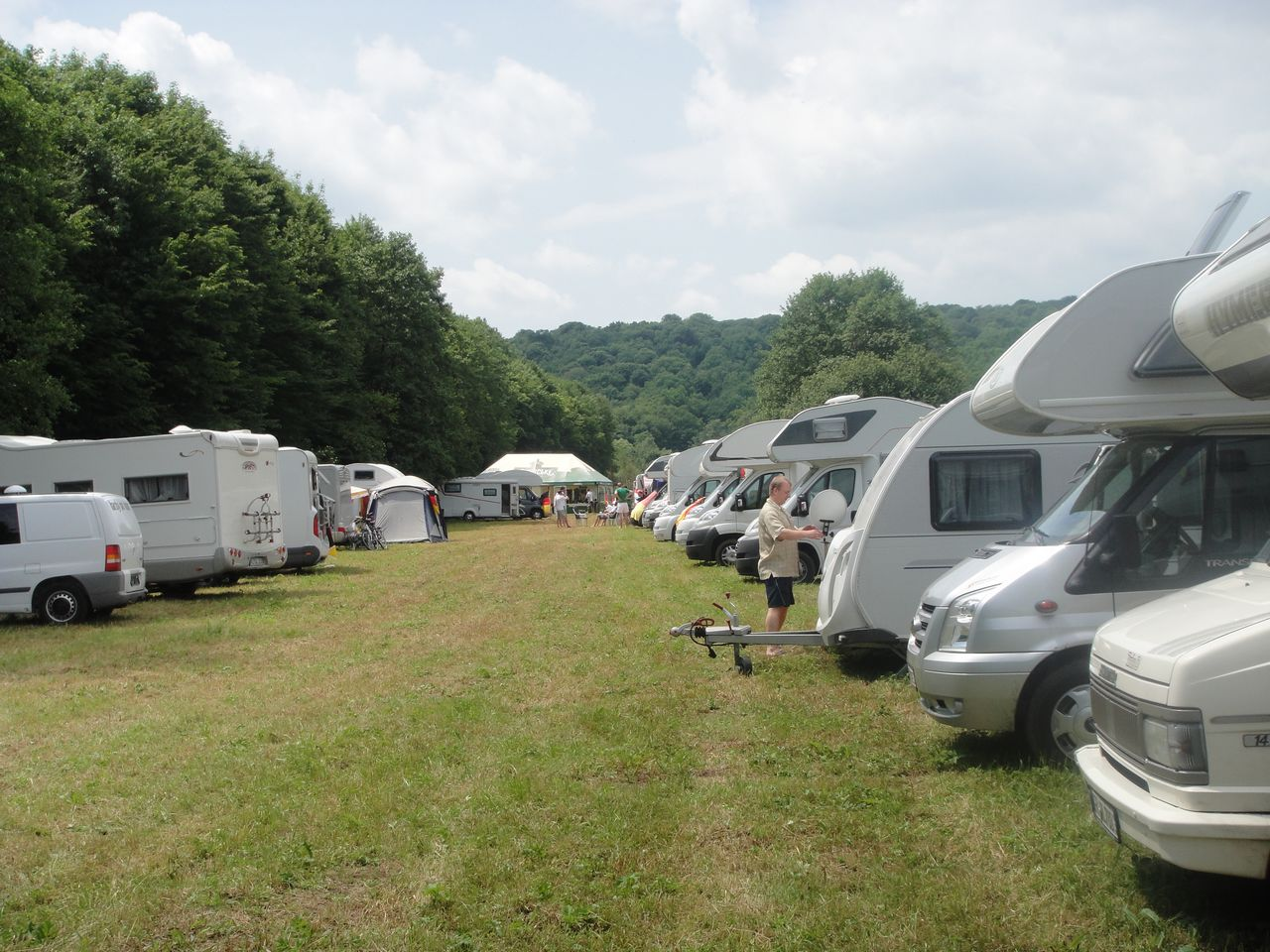 Lemberg Campingplatz