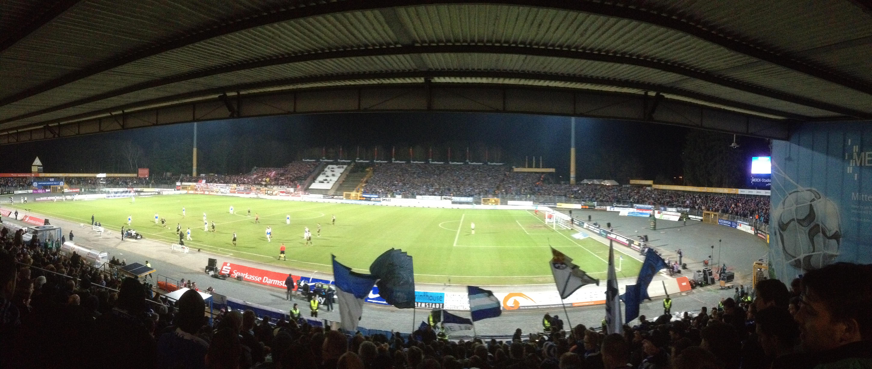 SV Darmstadt 98 gegen Union Berlin